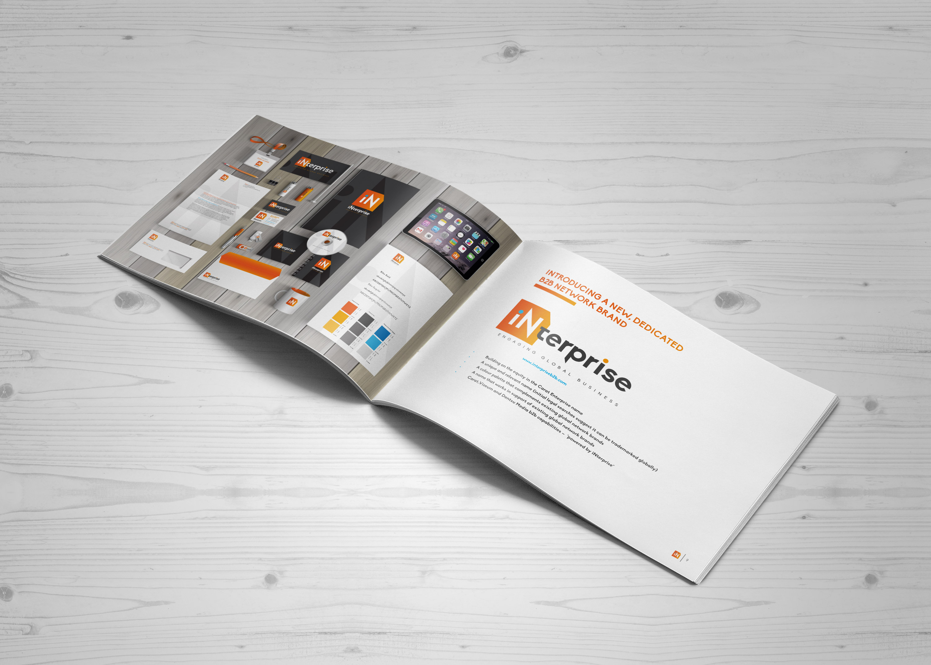 iNterprise-Brochure