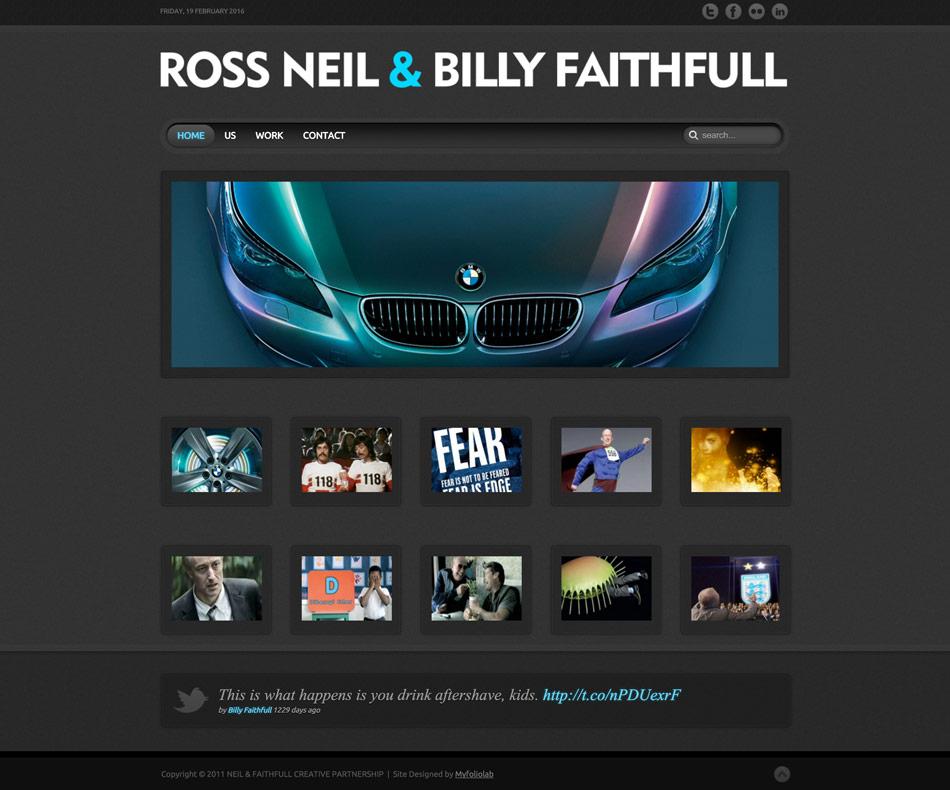 Neilfaithfull-Homepage